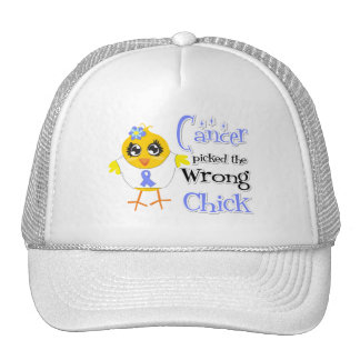 Esophageal Cancer Picked The Wrong Chick Hats