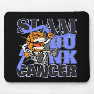 Esophageal Cancer - Slam Dunk Cancer Mouse Pad