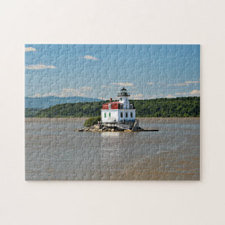Esopus Meadows Lighthouse, New York Jigsaw Puzzle
