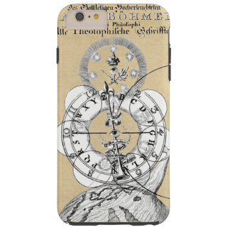 Esoteric Alphabet of Theosophy Tough iPhone 6 Plus Case
