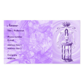 Esoteric Business Card