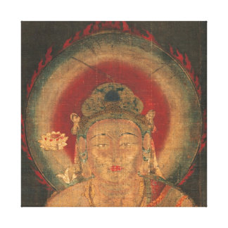 Esoteric Deva Gatten Wrapped Canvas Art