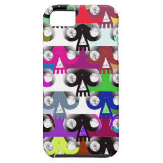 Esoteric Skull (Colour) iPhone 5 Covers