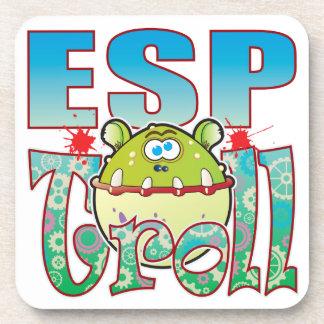 ESP Troll Drink Coaster
