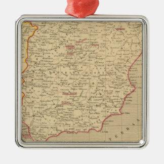 Espagne et Portugal 1640 a 1840 Christmas Ornament