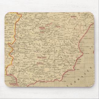 Espagne et Portugal 1640 a 1840 Mouse Pad