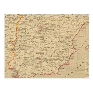 Espagne et Portugal 1640 a 1840 Postcard