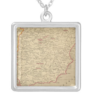 Espagne et Portugal 1640 a 1840 Silver Plated Necklace