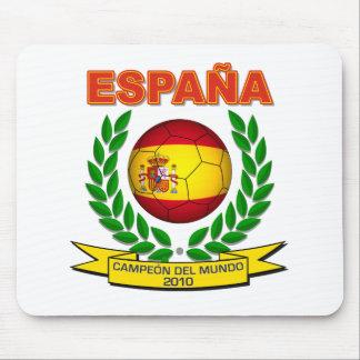 España Campeón del Mundo 2010 -d11 Mouse Pads