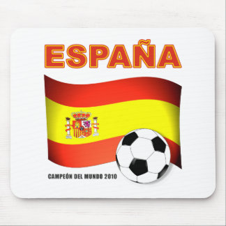 España Campeón del Mundo 2010 Sudáfrica Mouse Pads