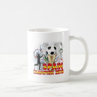 España Campeón Del Mundo Coffee Mugs