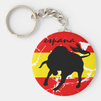 Espana Key Ring