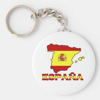 España Keychain