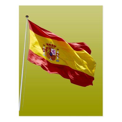 Espana Post Card