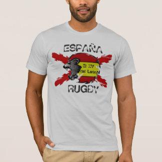 España  Rugby T-Shirt