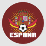 España Soccer Sticker