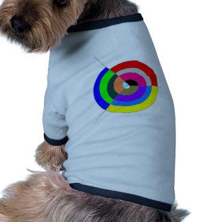 espiral_falsa_dextrogira pet tshirt