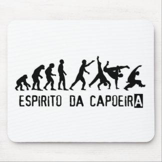 espirito da will capoeira mouse mat