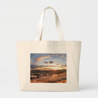 Esplanade Sunset - Grand Canyon - Thunder River Jumbo Tote Bag
