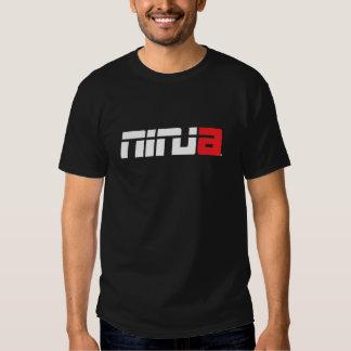 espn ninja dark t tee shirt