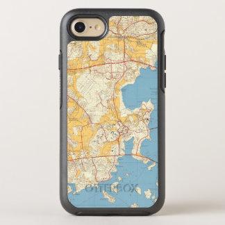 Espoon kartta 1960 suojakotelo OtterBox symmetry iPhone 7 case