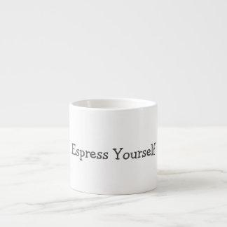 Espress Yourself Mug