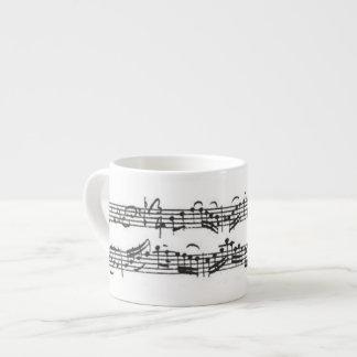 Espresso Bach Cello Suite Espresso Cup