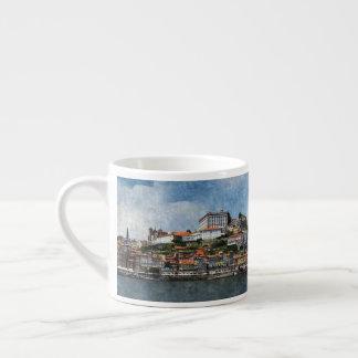 Espresso Cup of Oporto Panorama