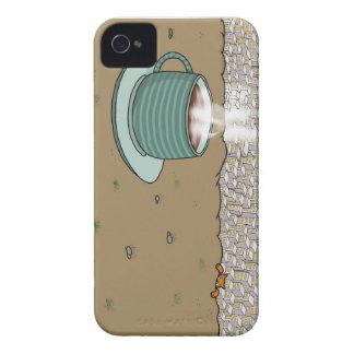 Espresso Hill iPhone 4 Cover