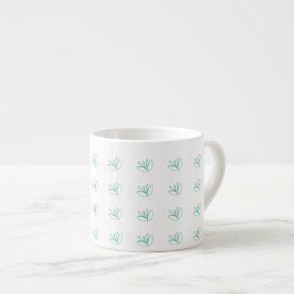 Espresso in the garden mug