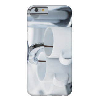 Espresso machine making coffee barely there iPhone 6 case