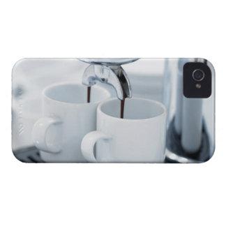 Espresso machine making coffee Case-Mate iPhone 4 case