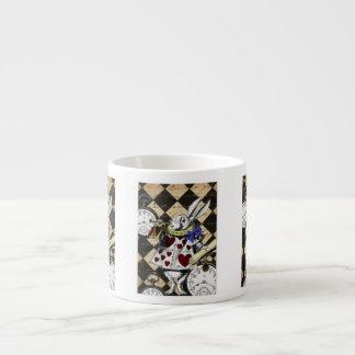 Espresso Mug - Alice in Wonderland