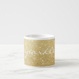 Espresso Mug - Glitter sparkle