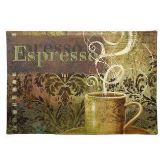 Espresso Placemat