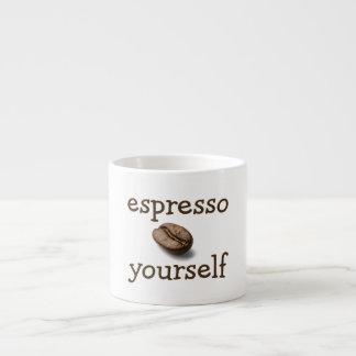 Espresso Yourself! Espresso Mug