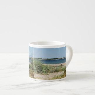 Espressotasse beach with dunes espresso mug