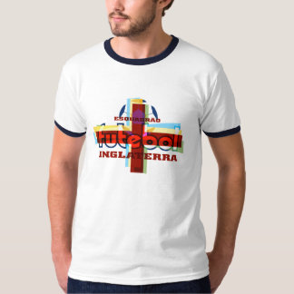 Esquadrão Futebol Inglaterra football shirt