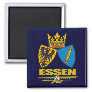 Essen Square Magnet