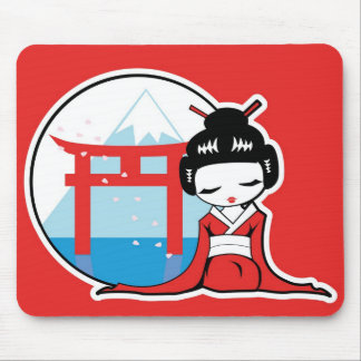 Essence of Japan Mouse Pad