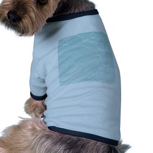 Essence of Rose: Blue/Green Doggie Tee Shirt