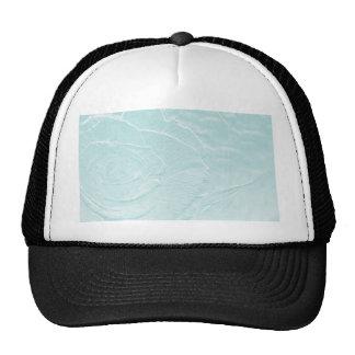 Essence of Rose Blue Green Trucker Hats