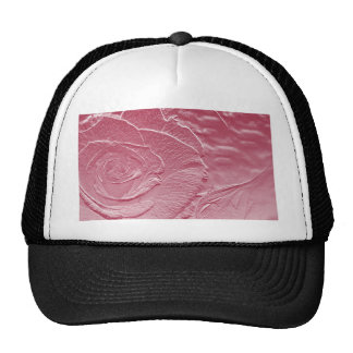 Essence of Rose Pink Mesh Hat