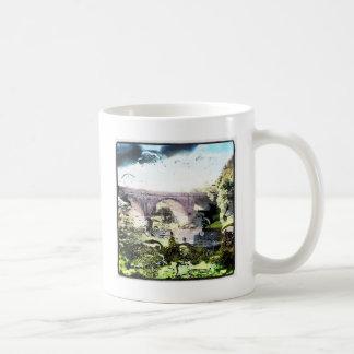 Essence of the Borders Basic White Mug