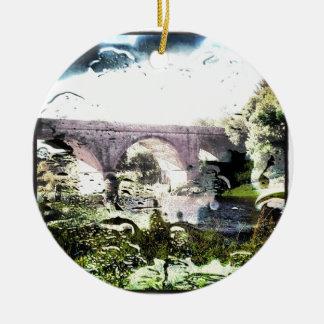 Essence of the Borders Christmas Ornament