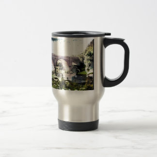Essence of the Borders Stainless Steel Travel Mug