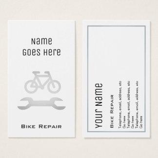 """""""Essential"""" Bike Repair Business Cards"""