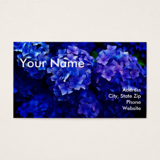 Essential Oil Business Card