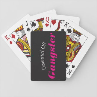 Essential Oil Playing Cards