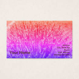 Essential Oil Business Cards Business Card Printing Zazzle UK
